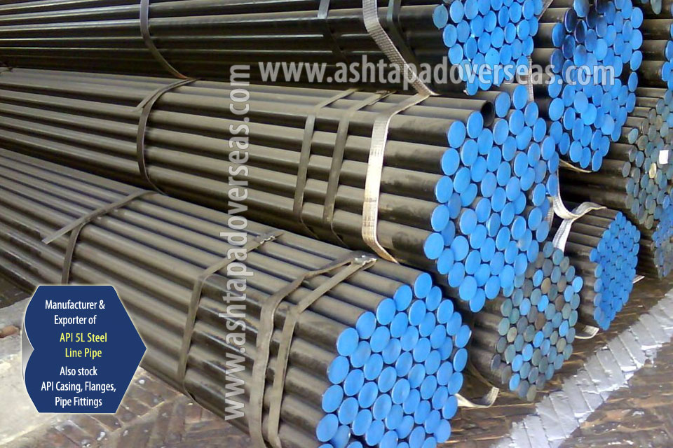 API 5L X70 SSAW Pipe ready stock in our Stockyard