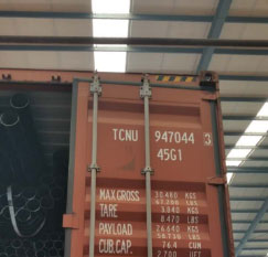 Loading ASTM A672 B65 Carbon Steel EFW Pipe