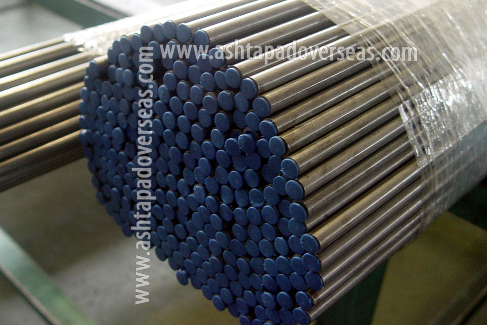 ASTM B163/B515 Incoloy 800 Tube ready stock in our Stockyard