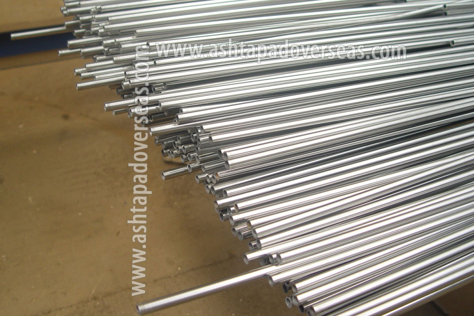 ASTM B163/B515 Incoloy 800H Tube ready stock in our Stockyard