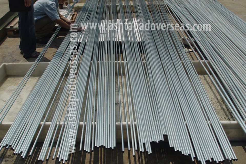 ASTM B163/B515 Incoloy 800HT Tube ready stock in our Stockyard
