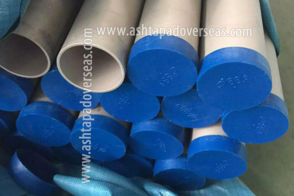 ASTM B163/B751 Inconel 600 Pipe ready stock in our Stockyard