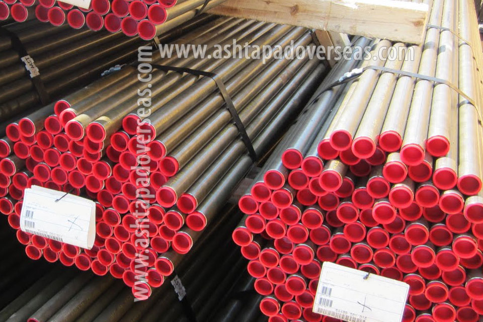 ASTM B166/B775 Inconel 600 Tube ready stock in our Stockyard