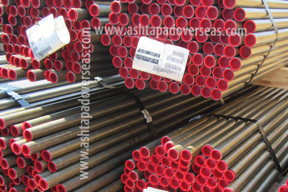 ASTM B166/B775 Inconel 600 Tubing ready stock in our Stockyard