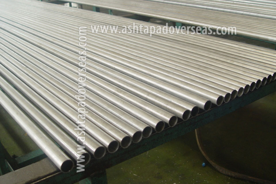 ASTM B407/B358 Incoloy 800H Pipe ready stock in our Stockyard