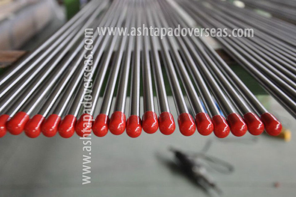 ASTM B423/B705/B751 Incoloy 825 Tube ready stock in our Stockyard