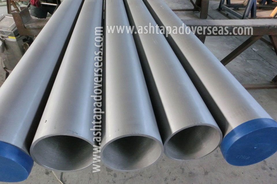 ASTM B622/B619 Hastelloy B2 Pipe ready stock in our Stockyard