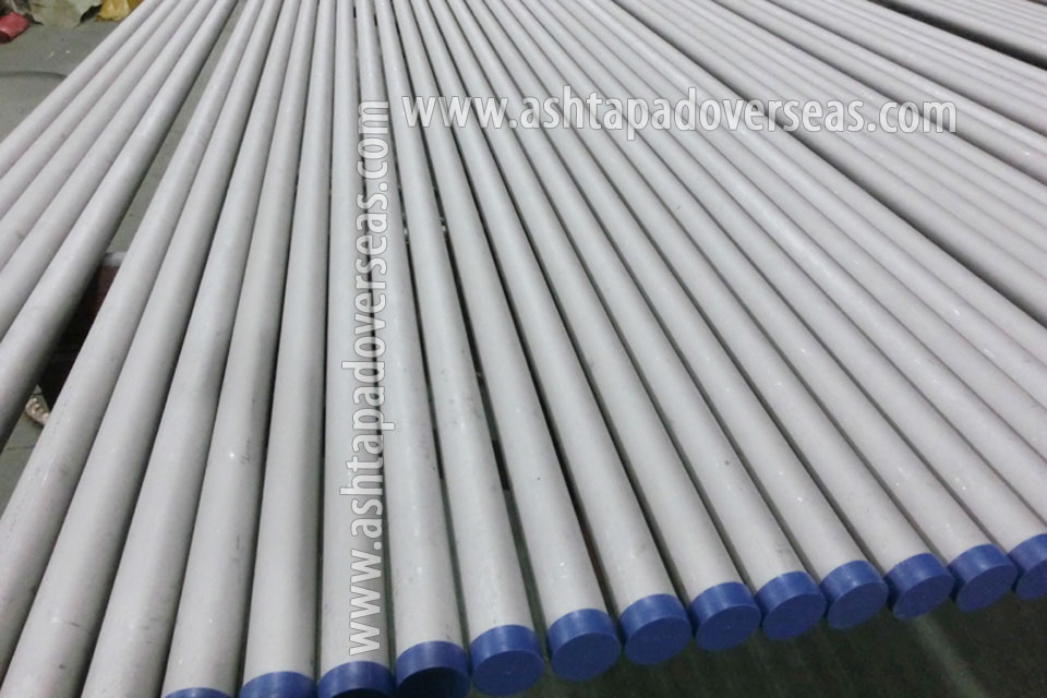 ASTM B622/B619 Hastelloy X Pipe ready stock in our Stockyard