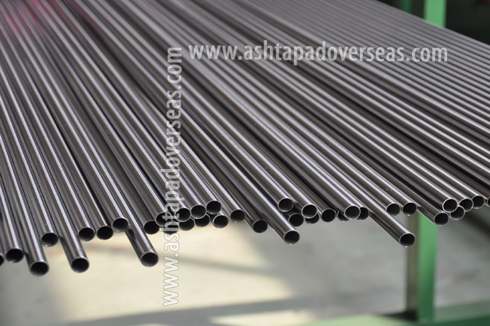 ASTM B622/B626 Hastelloy B2 Tubing ready stock in our Stockyard