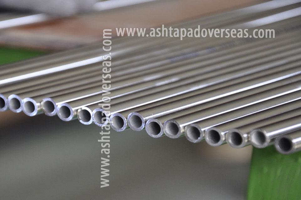 ASTM B622/B626 Hastelloy C22 Tubing ready stock in our Stockyard