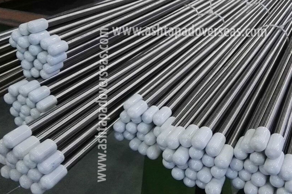 ASTM B622/B626 Hastelloy C276 Tube ready stock in our Stockyard