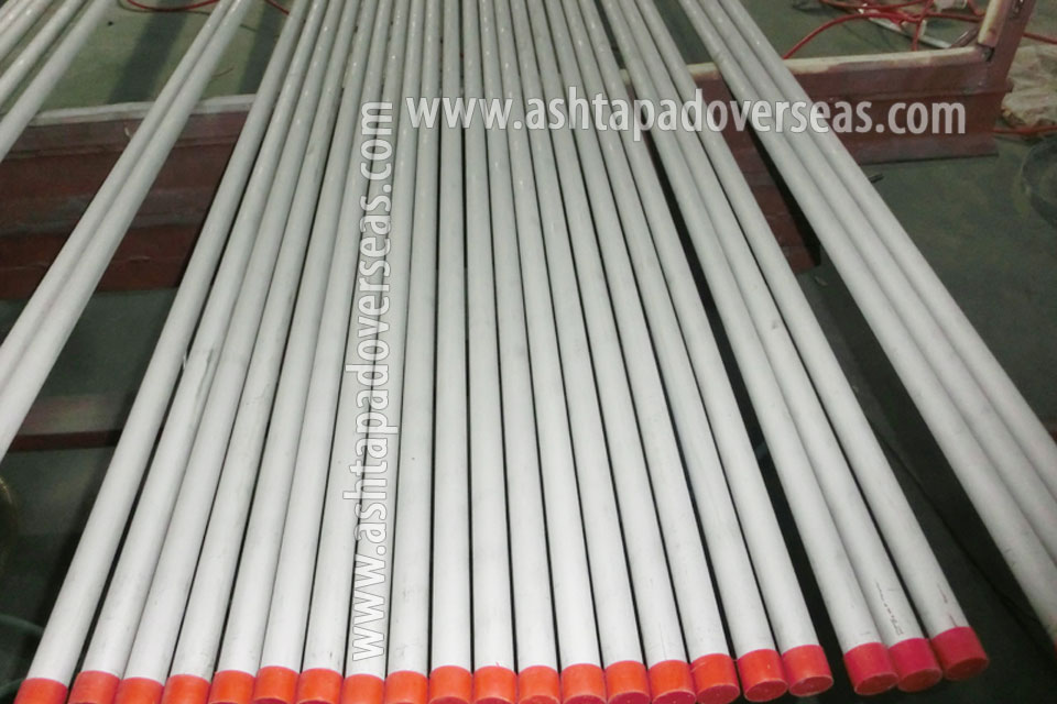ASTM B622/B626 Hastelloy X Tubing ready stock in our Stockyard