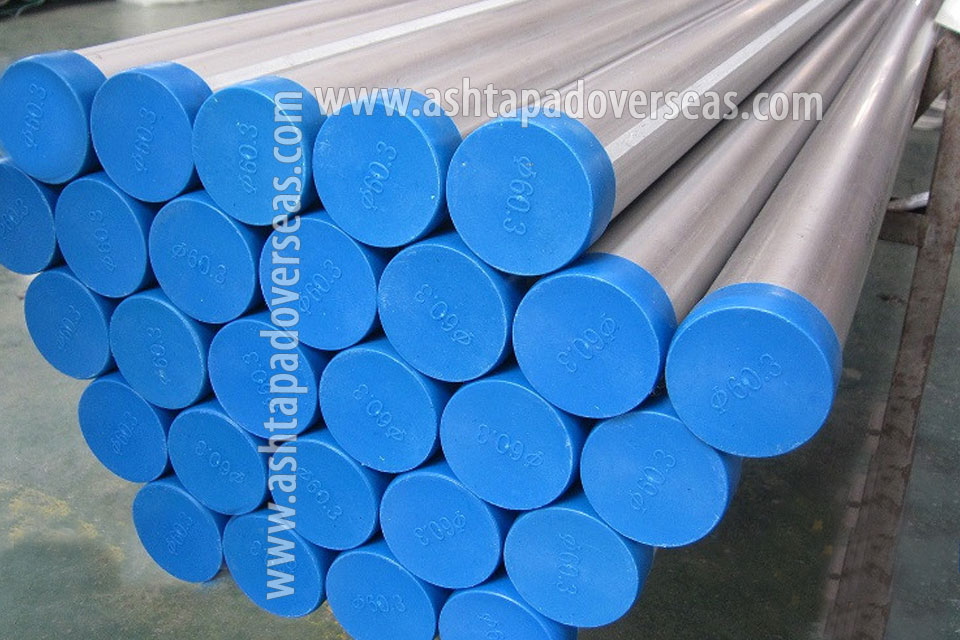 ASTM B729/B464 Incoloy Alloy 20 Pipe ready stock in our Stockyard