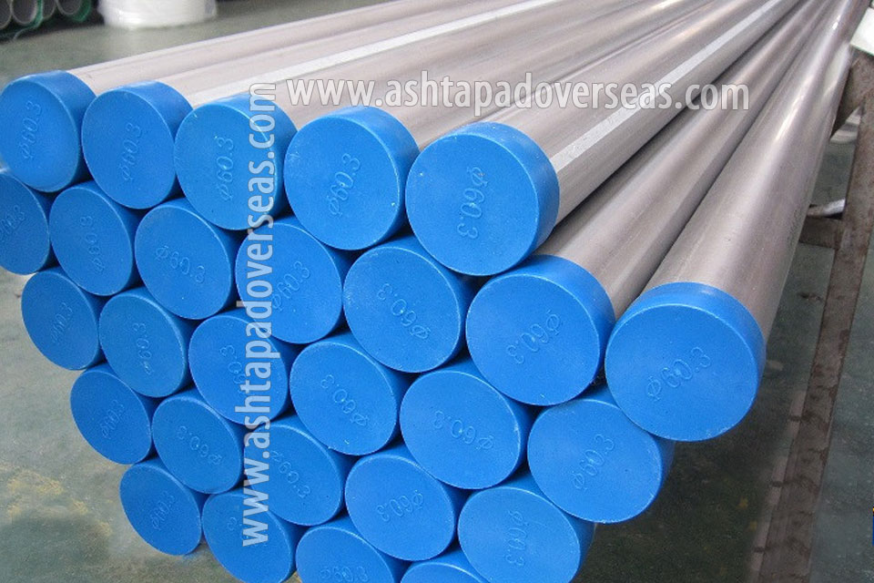 ASTM B729/B468 Incoloy Alloy 20 Tube ready stock in our Stockyard
