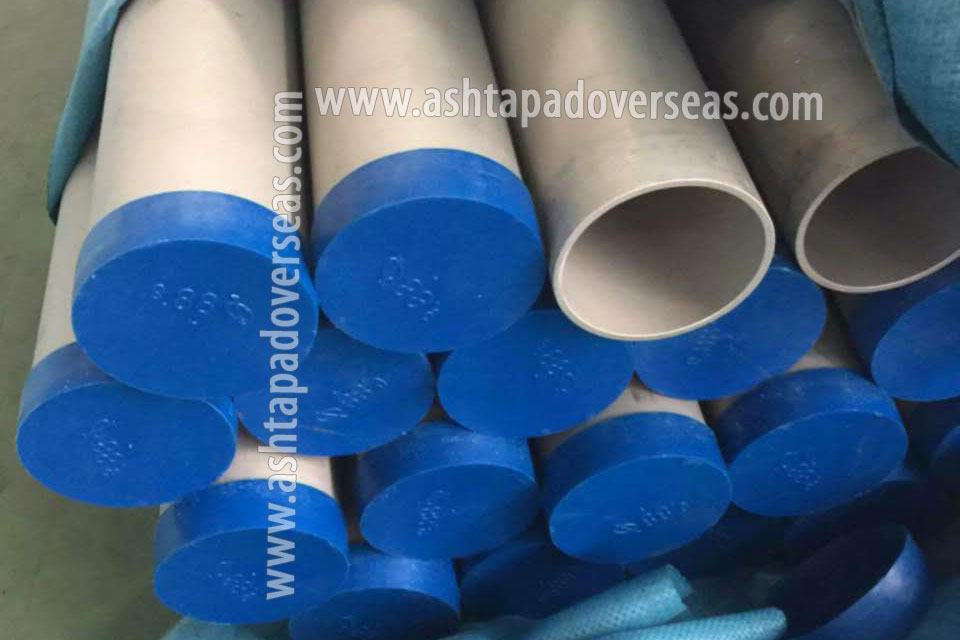 ASTM B983 Inconel 740 Pipe ready stock in our Stockyard