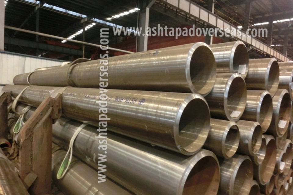 ASTM A672 B60 Carbon Steel EFW Pipe Manufacturer & Suppliers in India