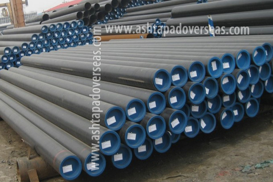 ASTM A672 B65 Carbon Steel EFW Pipe Manufacturer & Suppliers in India