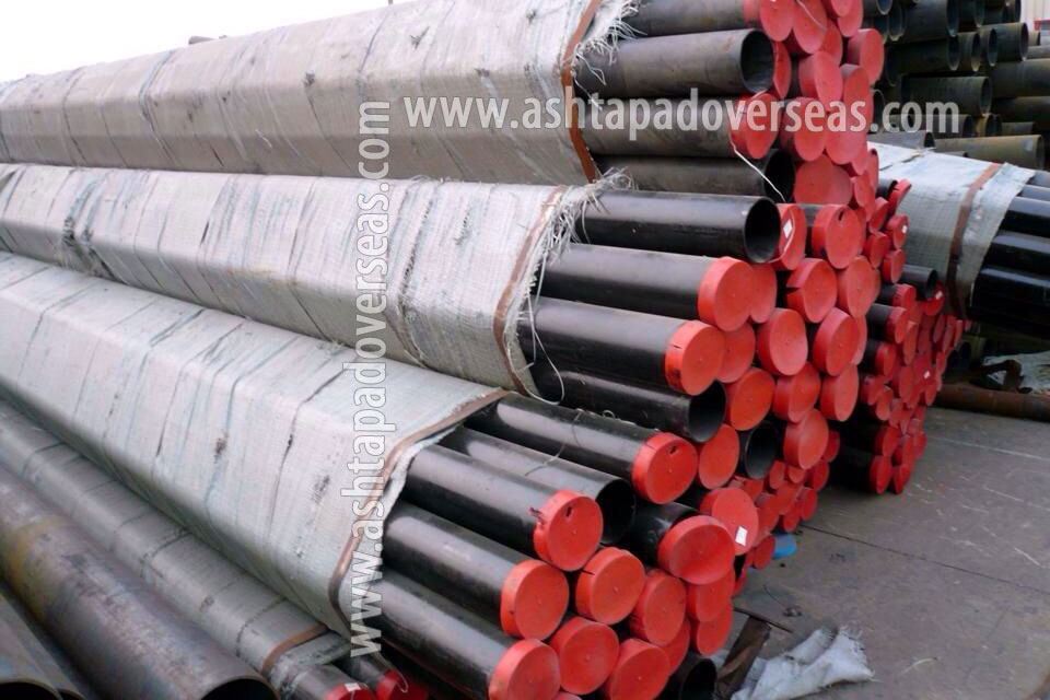 ASTM A672 B70 Carbon Steel EFW Pipe Manufacturer & Suppliers in India