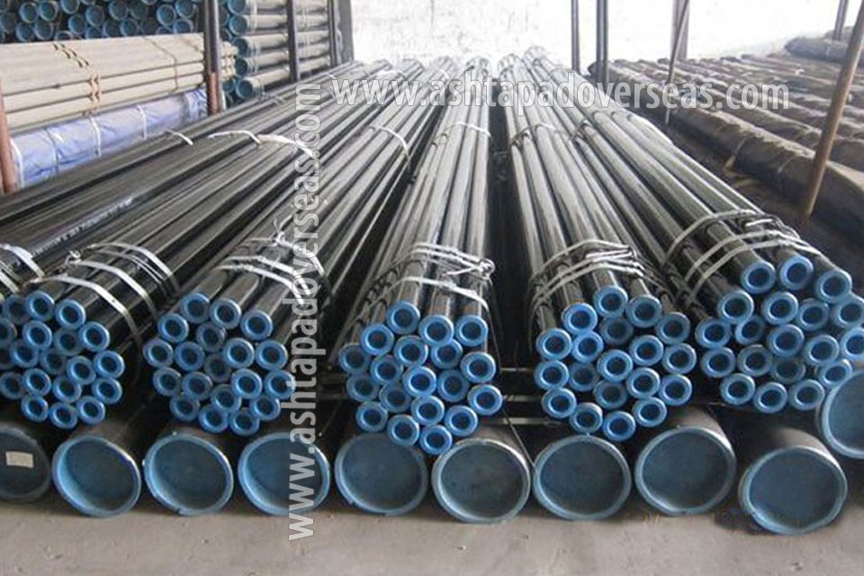 ASTM A672 Carbon Steel EFW Pipe Manufacturer & Suppliers in India