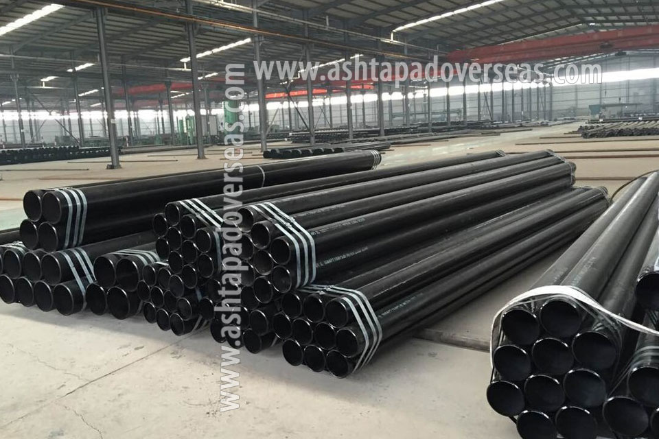 ASTM A672 C65 Carbon Steel EFW Pipe Manufacturer & Suppliers in India