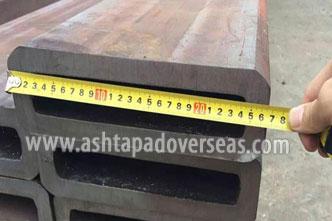 ASTM A672 C60 Carbon Steel Rectangular Pipe manufacturer & suppliers in India