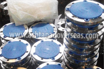 ASTM A105 / A350 LF2 Carbon Steel Blind Flanges suppliers in Indonesia