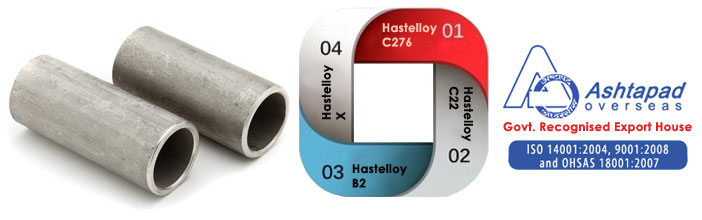 Hastelloy Seamless, Welded Tubes Manufacturer & Suppliers - Click for RFQ