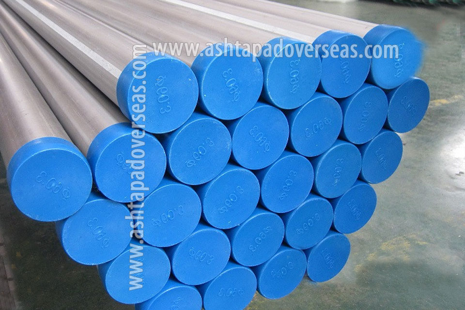 ASTM B535/ B546/ B710 Incoloy 330 Pipe ready stock in our Stockyard