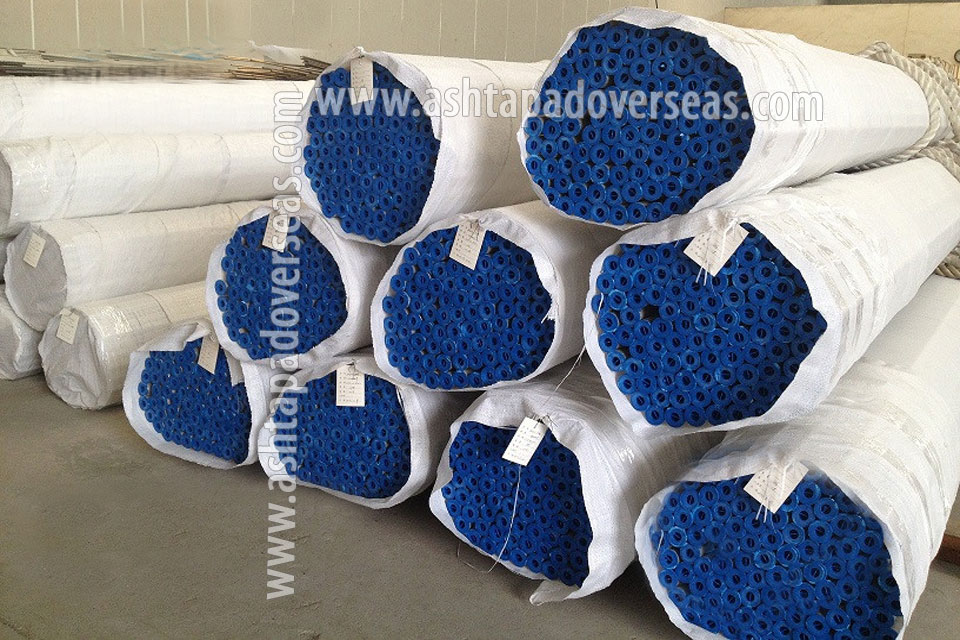 ASTM B739 Incoloy 330 Tube ready stock in our Stockyard