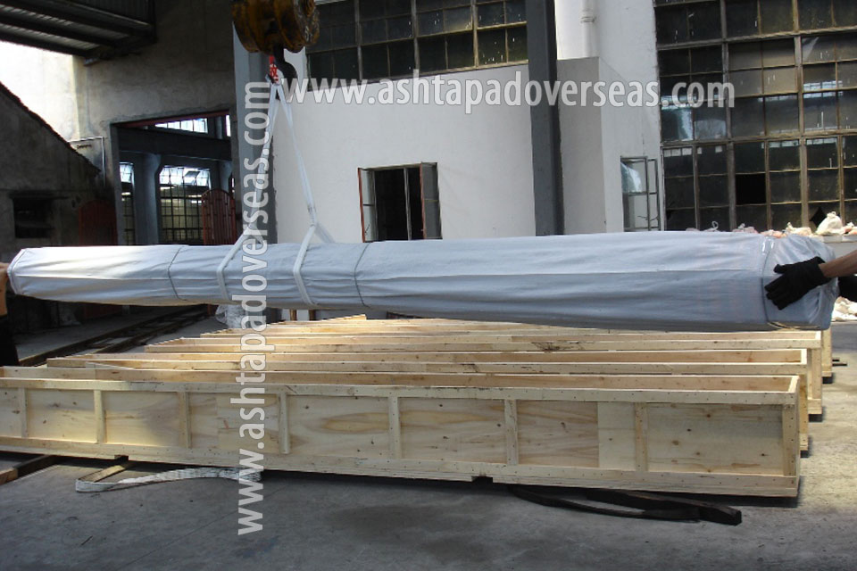 Incoloy 800HT Tubing ready stock in our Stockyard