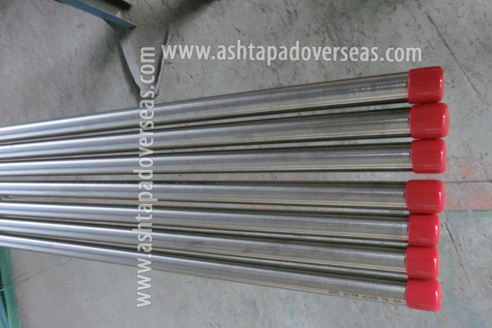 Incoloy 925 Pipe ready stock in our Stockyard
