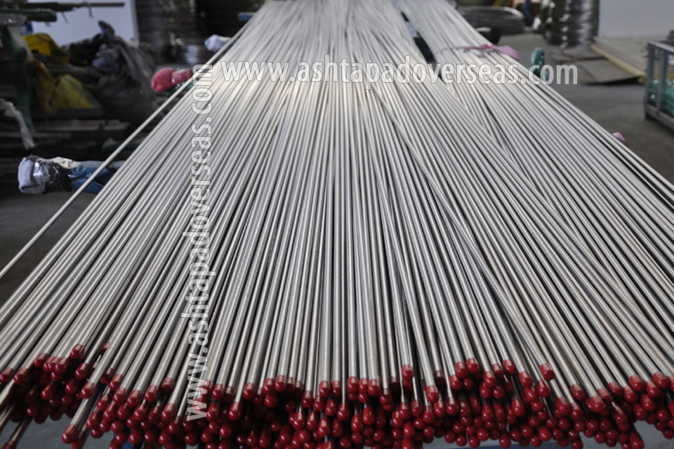 Incoloy 925 Tubing ready stock in our Stockyard