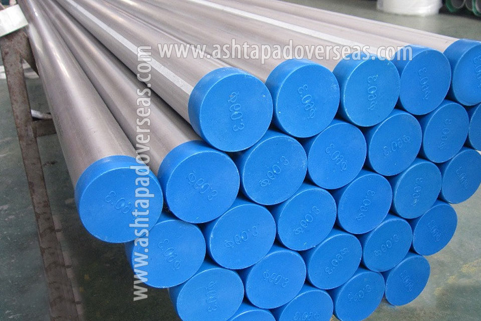 Incoloy Alloy 20 Tubing ready stock in our Stockyard