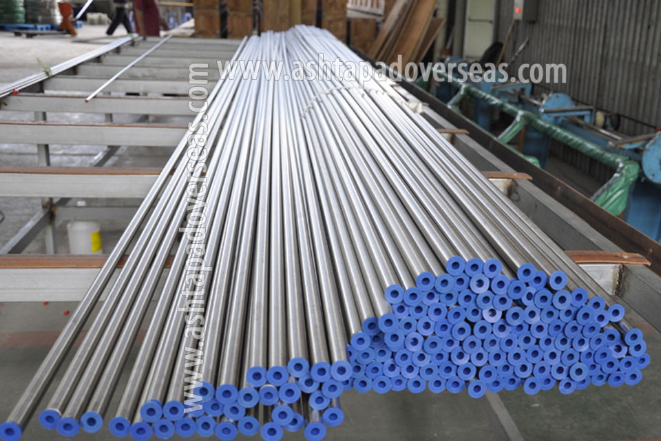 Inconel Pipe/ Tubes/ Tubing ready stock in our Stockyard