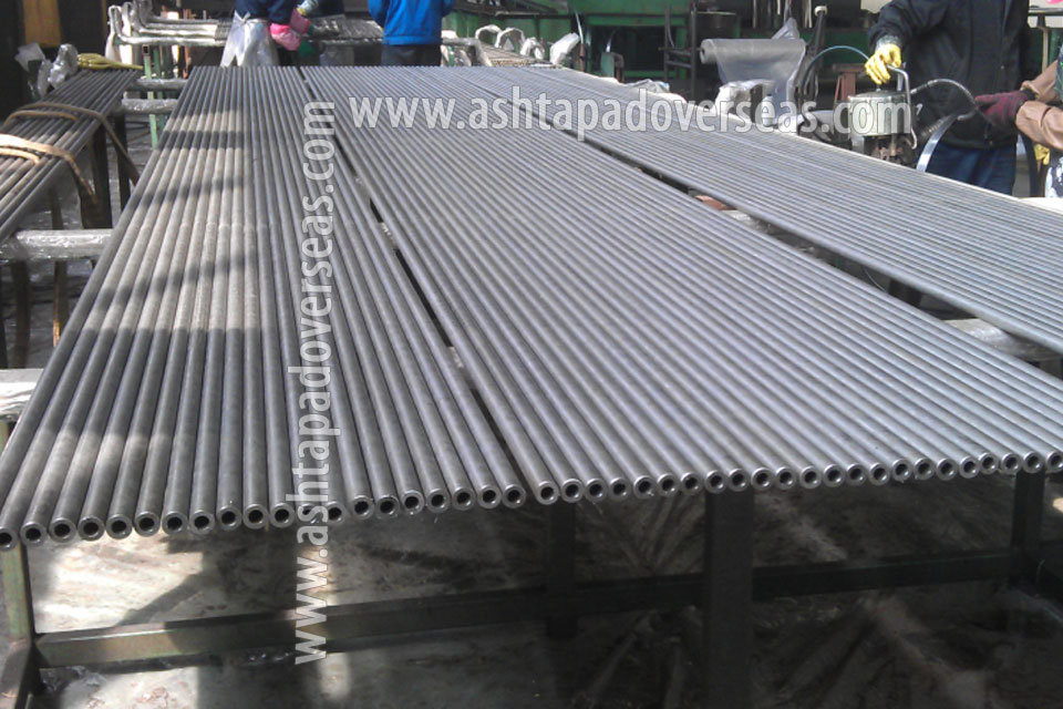 ASTM B983 Inconel 718 Pipe ready stock in our Stockyard