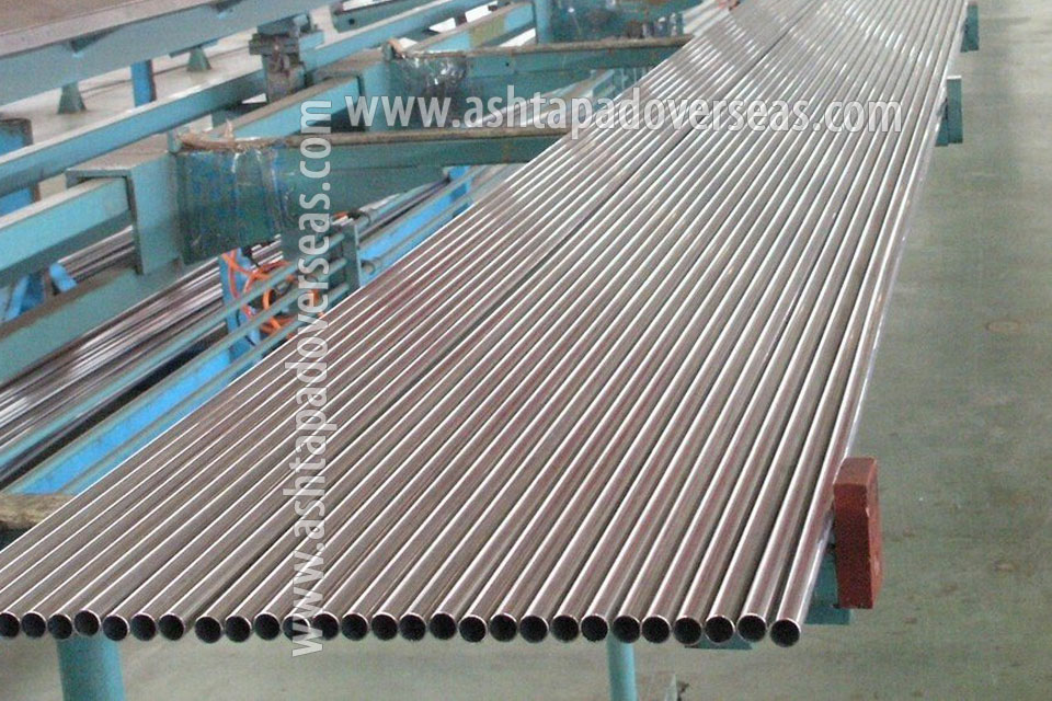 ASTM B983 Inconel 718 Tube ready stock in our Stockyard