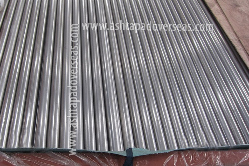 Inconel 740 Tubing ready stock in our Stockyard