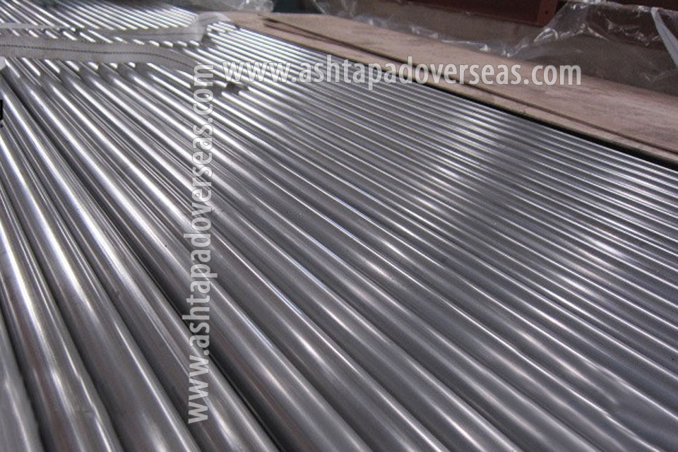 Inconel X-750 Tube ready stock in our Stockyard