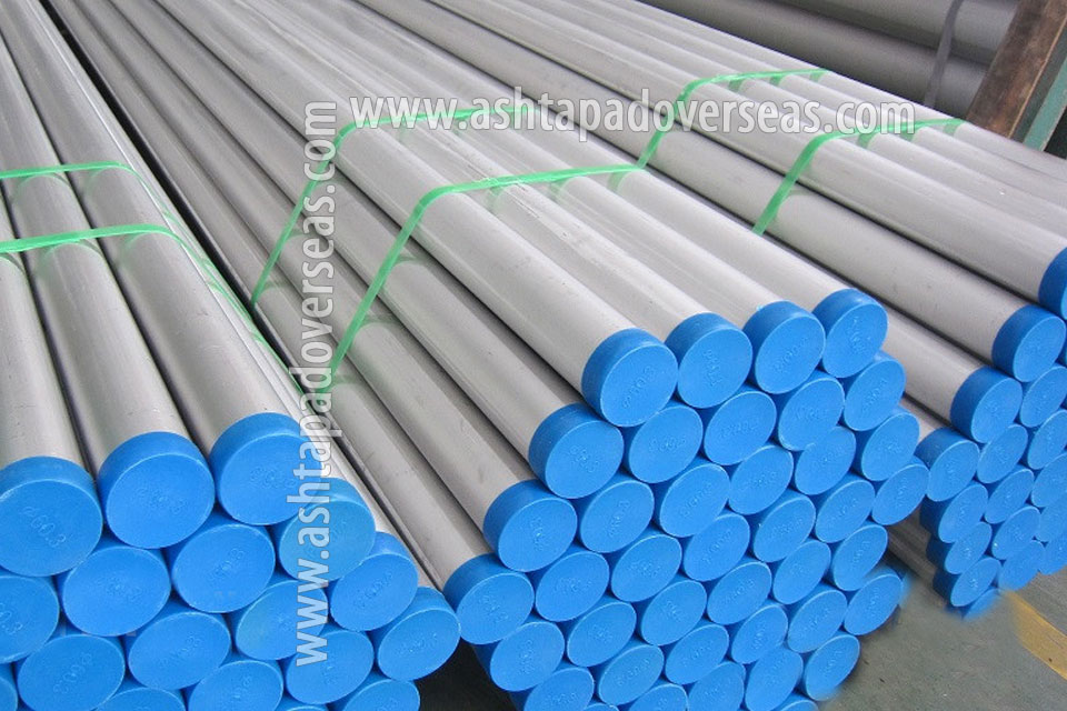 Inconel X-750 Tubing ready stock in our Stockyard
