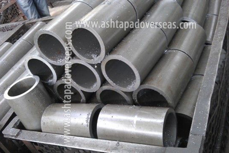 ISO 6207 Inconel 617 Tubing ready stock in our Stockyard