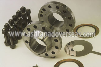 ASTM A182 F11/ F22 Alloy Steel Orifice Flanges suppliers in Indonesia