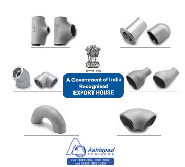 Stainless Steel Pipe Fittings Suppliers in Canada