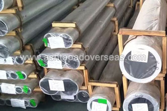 Hot finished seamless Inconel 617 tubing (HFS)