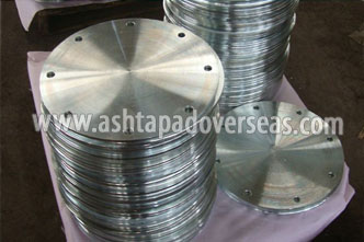 ASTM A182 F316/ F304 Stainless Steel Plate Flanges suppliers in India