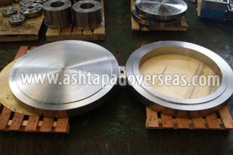 ASTM A182 F11/ F22 Alloy Steel Spectacle Blind Flanges suppliers in India