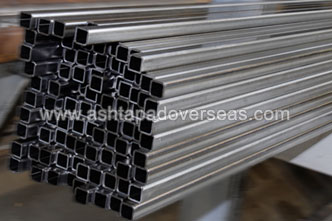 Inconel 617 Square Tube