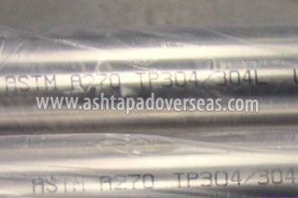 SS 304H Seamless Pipe & Tubes/ SS 304H Pipe manufacturer & suppliers in Chile
