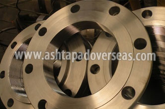 ASTM A105 / A350 LF2 Carbon Steel Threaded Flanges suppliers in Indonesia